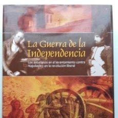 Libros de segunda mano: LA GUERRA DE LA INDEPENDENCIA, ASTURIAS - LOS ASTURIANOS CONTRA NAPOLEON - LA NUEVA ESPAÑA - 2009. Lote 272784043