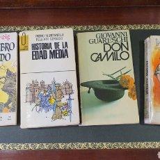 Libros de segunda mano: LOTE DE LIBROS VARIOS. Lote 272900698