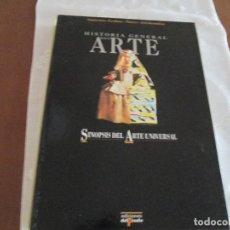 Libros de segunda mano: HISTORIA GENERAL DEL ARTE UNIVERSAL. Lote 273180113