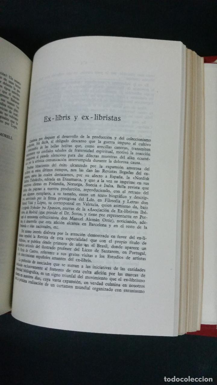 Libros de segunda mano: Revista Bibliográfica y Documental. Archivo general de erudición hispánica. Años 1947 a 1951 - Foto 12 - 269312083