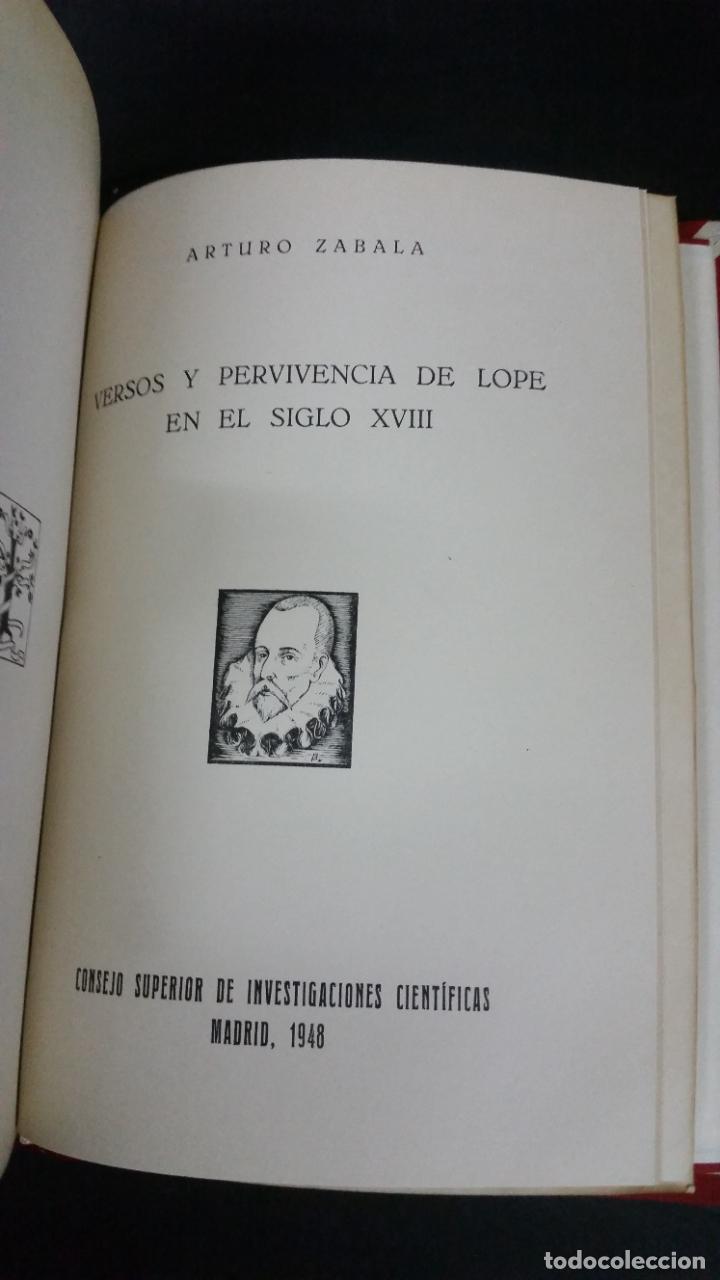 Libros de segunda mano: Revista Bibliográfica y Documental. Archivo general de erudición hispánica. Años 1947 a 1951 - Foto 14 - 269312083