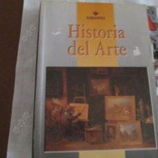 Libros de segunda mano: HISTORIA DEL ARTE. Lote 273253608