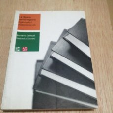 Libros de segunda mano: LA LIBRERIA COMO NEGOCIO , ECONOMIA Y ADMINISTRACIÓN , BRUNETTI,COLLESEI,VESCOVI Y SOSTERO. Lote 273534658