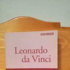 Libros de segunda mano: AFORISMOS ~ LEONARDO DA VINCI. Lote 273911473