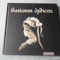 Libros de segunda mano: ILUSIONES OPTICAS.. Lote 274177253