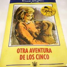 Libros de segunda mano: OTRA AVENTURA DE LOS CINCO. Lote 274201348