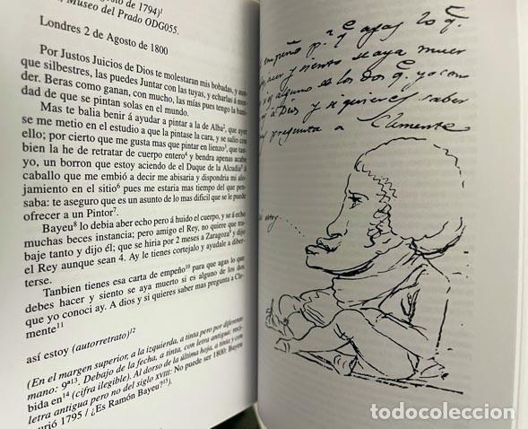 GOYA : CARTAS A MARTÍN ZAPATER (NUEVA EDICIÓN DE LA CORRESPONDENCIA PUESTA AL DIA. NOTAS…) (Libros de Segunda Mano - Bellas artes, ocio y coleccionismo - Otros)