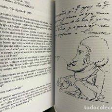 Libros de segunda mano: GOYA : CARTAS A MARTÍN ZAPATER (NUEVA EDICIÓN DE LA CORRESPONDENCIA PUESTA AL DIA. NOTAS…). Lote 274376258