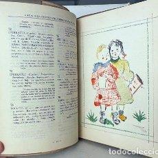 Libros de segunda mano: CATÁLOGO CRÍTICO DE LIBROS PARA NIÑOS. 1945. (916 ENTRADAS). Lote 274379053