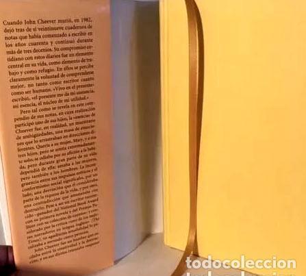 Libros de segunda mano: John Cheever : Diarios (1ª ed española) (The journals of John Cheever 1912-1982) - Foto 2 - 274683218