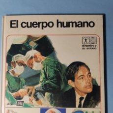 Libros de segunda mano: EL CUERPO HUMANO • EL HOMBRE Y SU ENTORNO • ENCICLOPEDIA TEMÁTICA Nº 6 • EDICIONES AFHA 1977. Lote 274833643