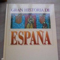 Libros de segunda mano: GRAN HISTORIA DE ESPAÑA Nº 31 HISTORIA DE CATALUÑA. Lote 275068908