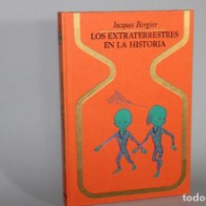 Livros em segunda mão: LOS EXTRATERRESTRES EN LA HISTORIA / JACQUES BERGIER. Lote 275073928