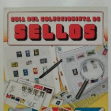Libros de segunda mano: GUÍA DEL COLECCIONISTA DE SELLOS - COLECCIÓN EL JOVEN AFICIONADO - ED. PLESA / SM - 1984. Lote 275090958