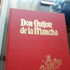 Libri di seconda mano: DON QUIJOTE DE LA MANCHA EDITORIAL BRUGUERA COLECCION COMPLETA 4 TOMOS COMICS. Lote 275854843