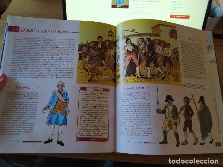 Libros de segunda mano: Atlas ilustrado de la Guerra de Independencia. Madrid, 2 de Mayo de 1808. Pedro Lopez, 2007 - Foto 5 - 275916588
