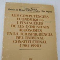 Libros de segunda mano: LIBRO GENERALITAT DE CATALUNYA. Lote 275927588