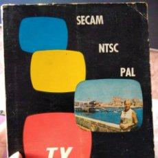 Libros de segunda mano: TV EN COLOR PRACTICA FERNANDO ESTRADA. Lote 275936928