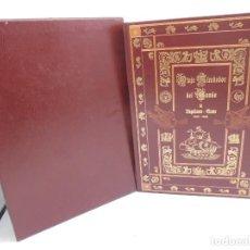 Libros de segunda mano: PRIMER VIAJE ALREDEDOR DEL MUNDO 1519-1522 DE MAGALLANES-ELCANO.100 EJEMPLARES. PIGAFETTA. 2007 LEER. Lote 276277103