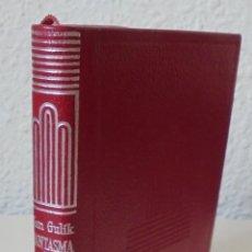 Libros de segunda mano: FANTASMA EN FU- LAI, DE ROBERT VAN GULIK. AGUILAR CRISOL 70 BIS. 1965 1ª ED.. Lote 276375828