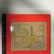 Libros de segunda mano: LE HAUT MOYEN AGE. MOSAÏQUES ET PEINTURES MURALES PAR ANDRÉ GRABAR. SKIRA. Lote 276717728