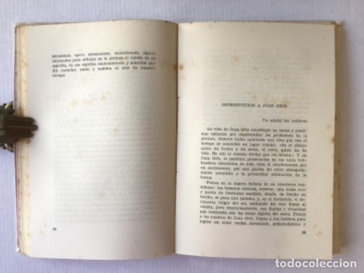Libros de segunda mano: DE GOYA AL ARTE ABSTRACTO. - GULLON, Ricardo. - Foto 3 - 123199175
