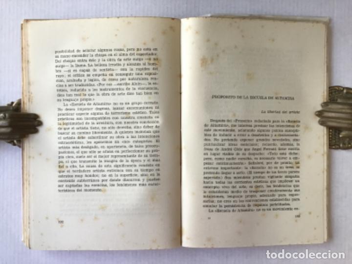 Libros de segunda mano: DE GOYA AL ARTE ABSTRACTO. - GULLON, Ricardo. - Foto 4 - 123199175