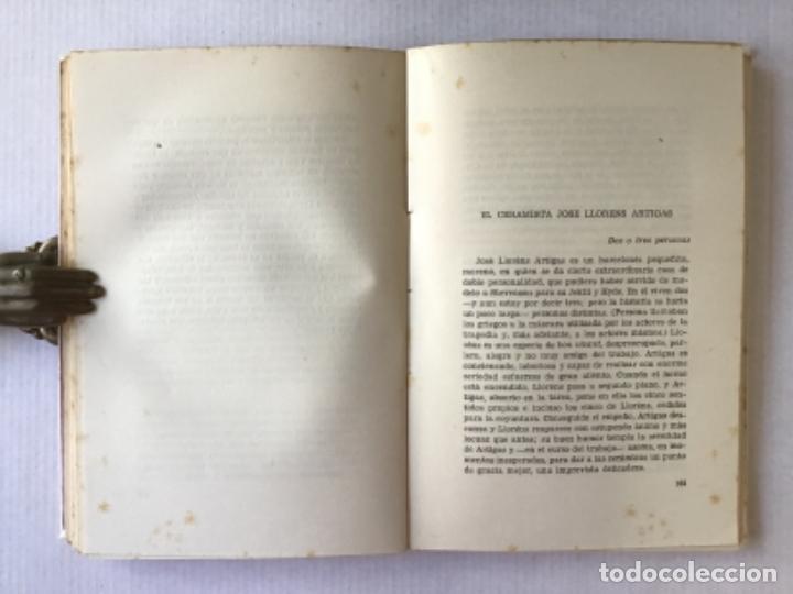 Libros de segunda mano: DE GOYA AL ARTE ABSTRACTO. - GULLON, Ricardo. - Foto 5 - 123199175