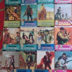Libros de segunda mano: BOLSO LIBRO ESTEFANIA. Lote 276823698