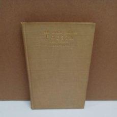 Libros de segunda mano: JUAN RAMÓN JIMÉNEZ - POESÍA (EN VERSO 1917-1923) - EDITORES DE SU PROPIA Y SOLA OBRA MADRID 1923. Lote 276984898