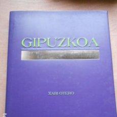 Libros de segunda mano: GIPUZKOA XAVI OTERO LOS ESPEJOS TRASPARENTES. Lote 276992758
