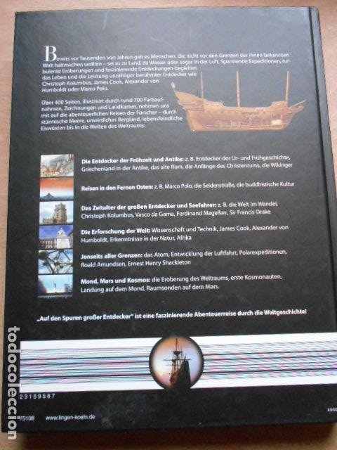 Libros de segunda mano: AUF DEN SPUREN GROSSER ENT DE CKER - Foto 2 - 276995403