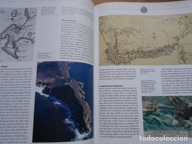 Libros de segunda mano: AUF DEN SPUREN GROSSER ENT DE CKER - Foto 3 - 276995403