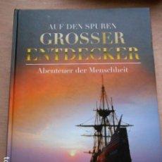 Libros de segunda mano: AUF DEN SPUREN GROSSER ENT DE CKER. Lote 276995403