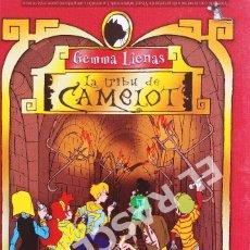 Libros de segunda mano: LA TRIBU DE CAMELOT - CARLOTA Y EL MISTERIO DEL PASADIZO SECRETO - EDICIONES DESTINO. Lote 277073023