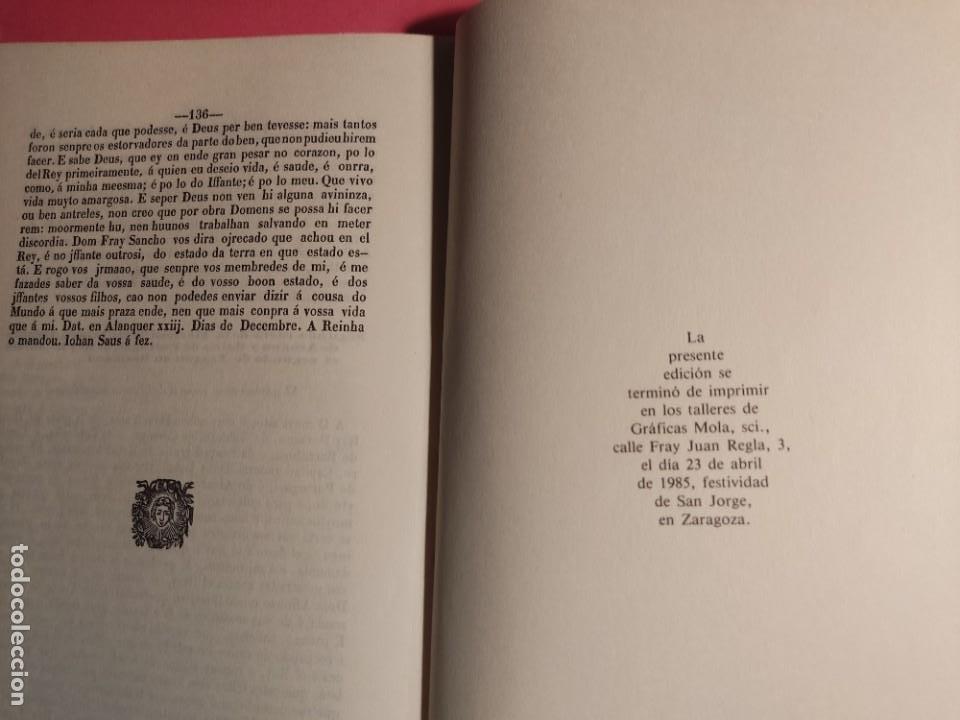 Libros de segunda mano: DESCRIPCIÓN E HISTORIA DEL CASTILLO DE LA ALJAFERÍA 1 Ed. Fascimil - Foto 7 - 277102788