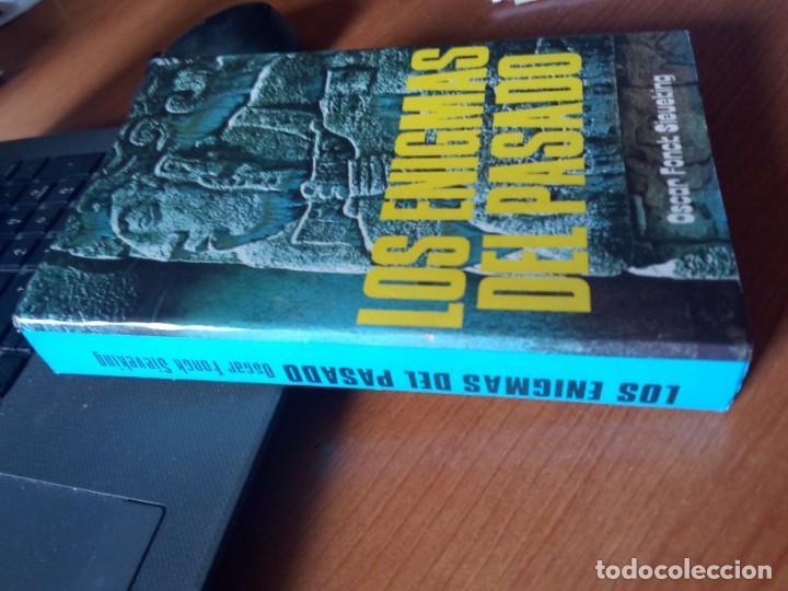 Libros de segunda mano: CONSTRUYENDO ARCAS. LOS ENIGMAS DEL PASADO - OSCAR FONCK SIEVEKING - EDT. CRUZ DEL SUR - Foto 2 - 277118808