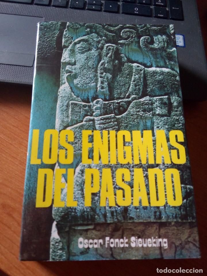 CONSTRUYENDO ARCAS. LOS ENIGMAS DEL PASADO - OSCAR FONCK SIEVEKING - EDT. CRUZ DEL SUR (Libros de Segunda Mano - Parapsicología y Esoterismo - Otros)