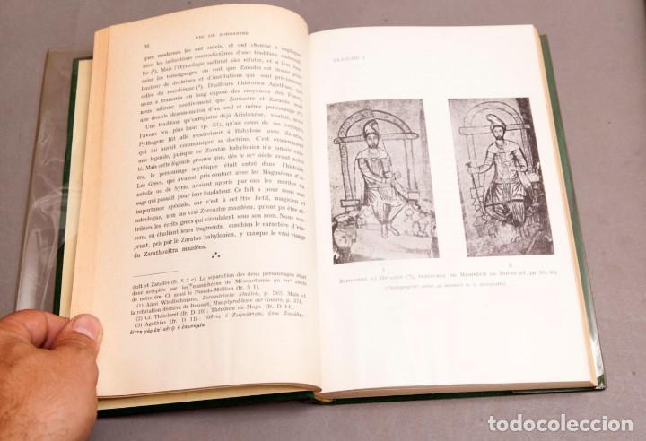 Libros de segunda mano: J. BIEDEZ , F. CUMONT : LES MAGES HELLENISES - MAGOS HELENISTAS - GRIEGOS - OCULTISMO - ESOTERISMO - Foto 4 - 277142903
