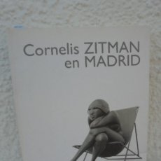 Libros de segunda mano: CORNELIS ZITMAN EN MADRID. CONDE DUQUE ¡MADRID! CONTIENE CD. 2011.. Lote 277152713