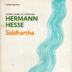Libros de segunda mano: SIDDHARTHA (HERMANN HESSE) PENGUIN RANDOM HOUSE - BUEN ESTADO - OFI15J. Lote 277161253