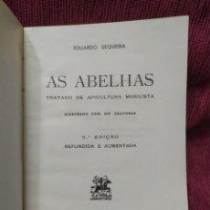 Libros de segunda mano: LAS ABEJAS. TRATADO DE APICULTURA MOBILISTA.. Lote 277194438