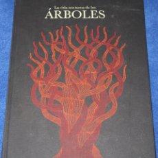 Libros de segunda mano: LA VIDA NOCTURNA DE LOS ARBOLES - BHAJJU SHYAM - KALANDRAKA (2020). Lote 277204863