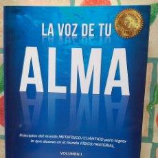 Libros de segunda mano: LAIN GARCÍA CALVO: LA VOZ DE TU ALMA (NUEVO, SIN LEER). Lote 277301003