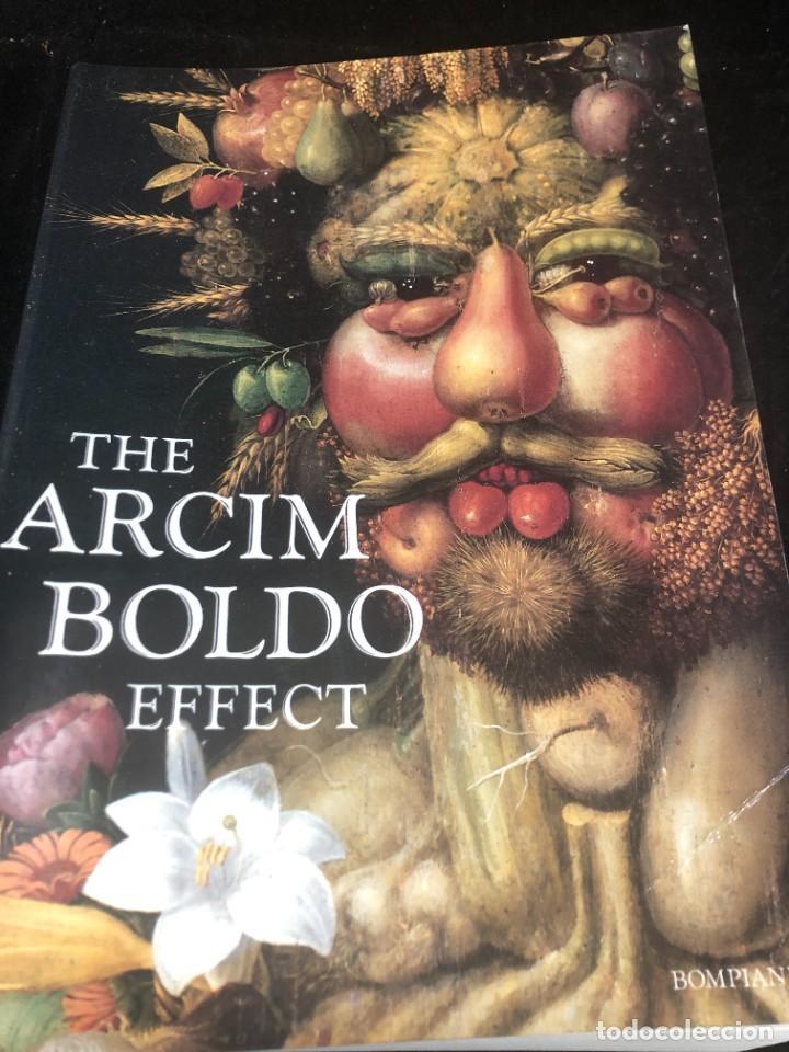 THE ARCIM BOLDO EFFECT. MILAN BOMPIANI. 1987, EDICIÓN EN INGLÉS. (Libros de Segunda Mano - Bellas artes, ocio y coleccionismo - Otros)