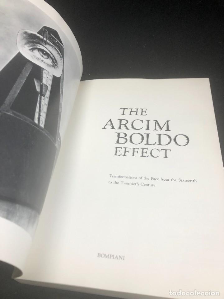 Libros de segunda mano: The Arcim boldo effect. Milan Bompiani. 1987, edición en inglés. - Foto 4 - 277435043