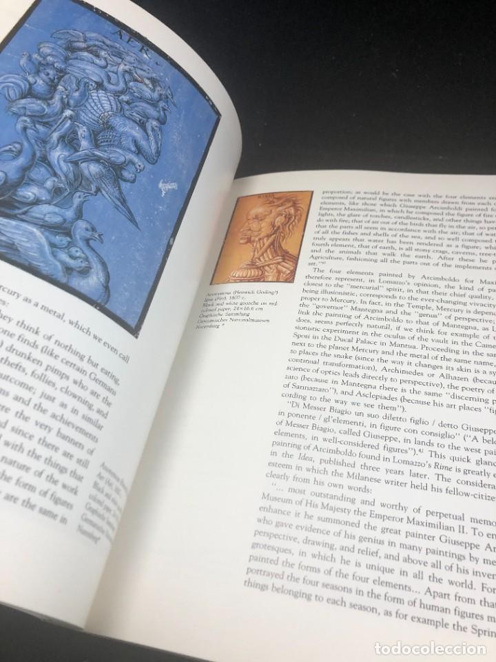 Libros de segunda mano: The Arcim boldo effect. Milan Bompiani. 1987, edición en inglés. - Foto 5 - 277435043