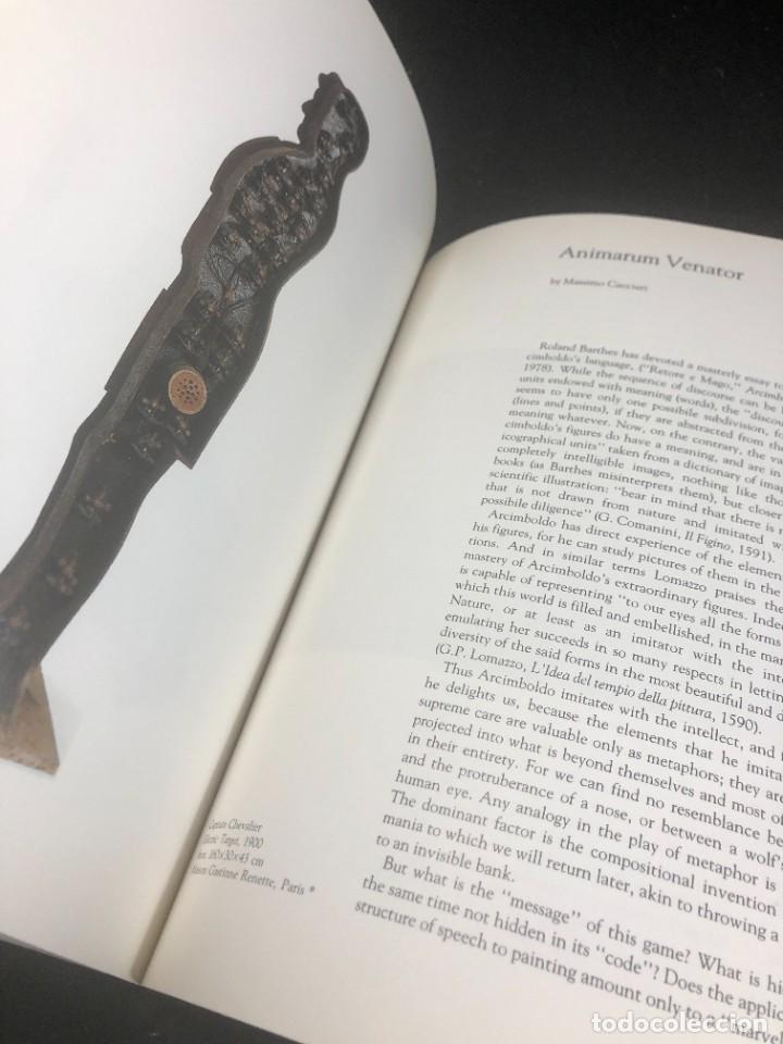 Libros de segunda mano: The Arcim boldo effect. Milan Bompiani. 1987, edición en inglés. - Foto 13 - 277435043