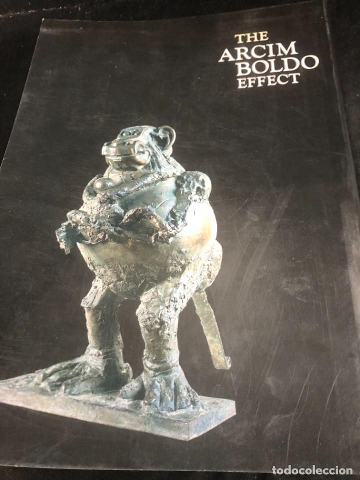 Libros de segunda mano: The Arcim boldo effect. Milan Bompiani. 1987, edición en inglés. - Foto 16 - 277435043