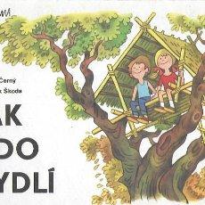 Libros de segunda mano: JAK KDO BYDLÍ / OLDRIICH CERNY ; FRANTISEK SKODA. PRAGA : PANORAMA, 1989. 16X24CM. 12 P. CARTÓN DESP. Lote 277446228